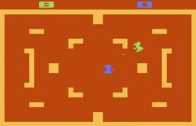 Combat on the Atari 2600